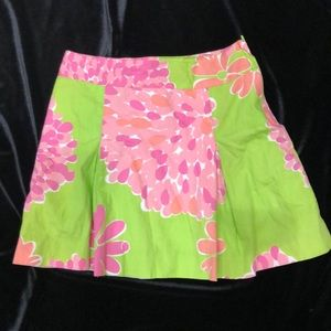 Girls Lilly Pulitzer skirt